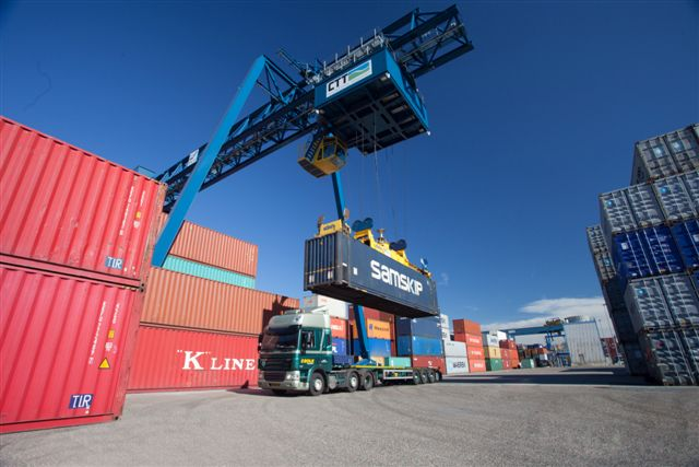 Bolk - containertransport 2015 KLEIN