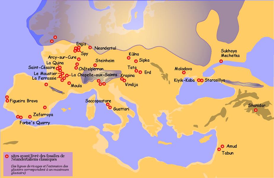 Carte_Neandertaliens