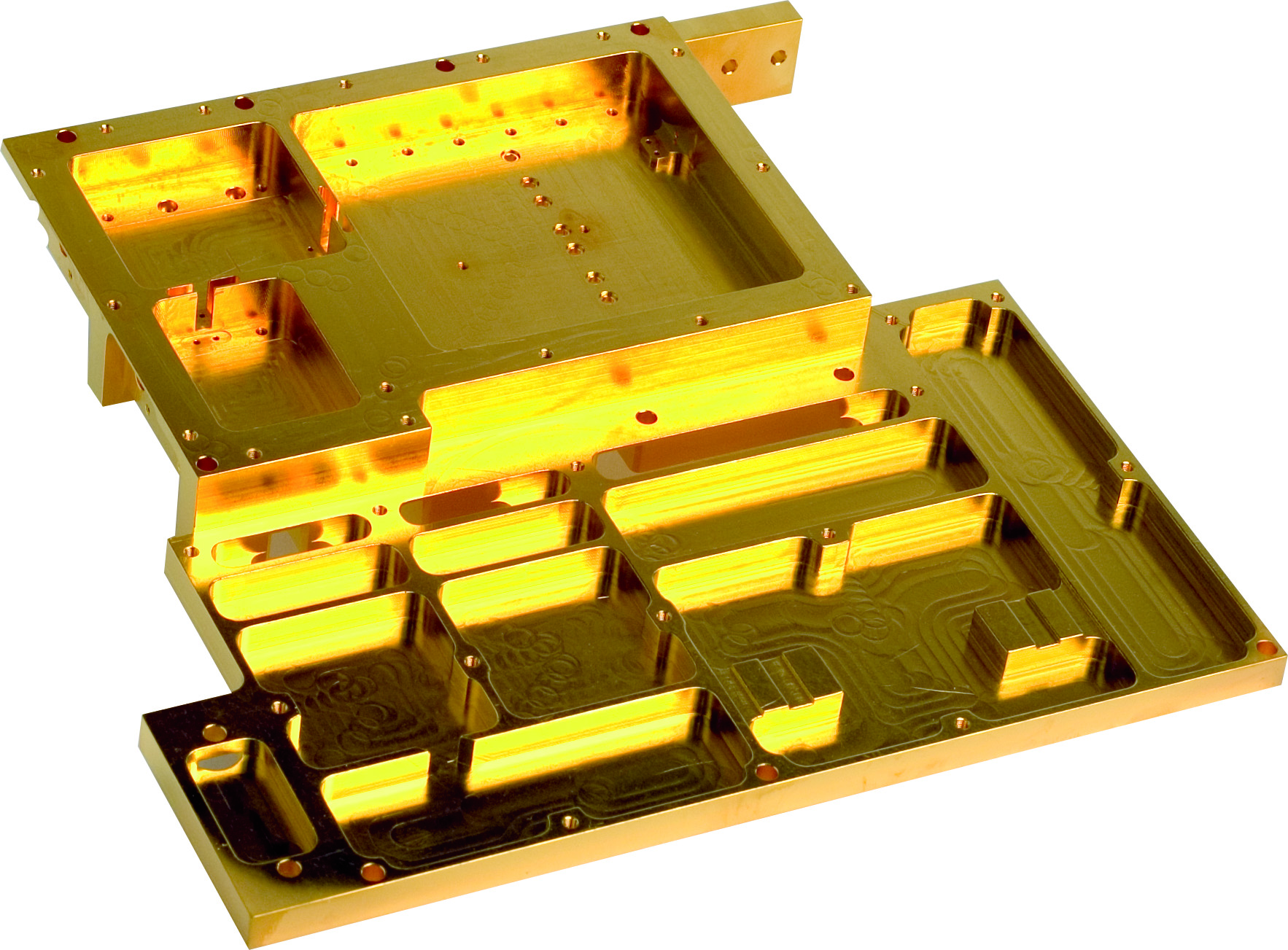 Chemisch nikkel-goud