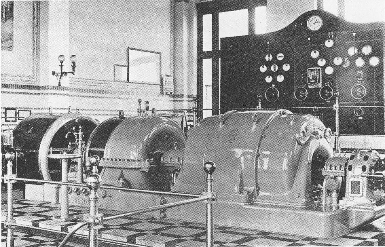 Generator Stork bij KSW 1911 nr2