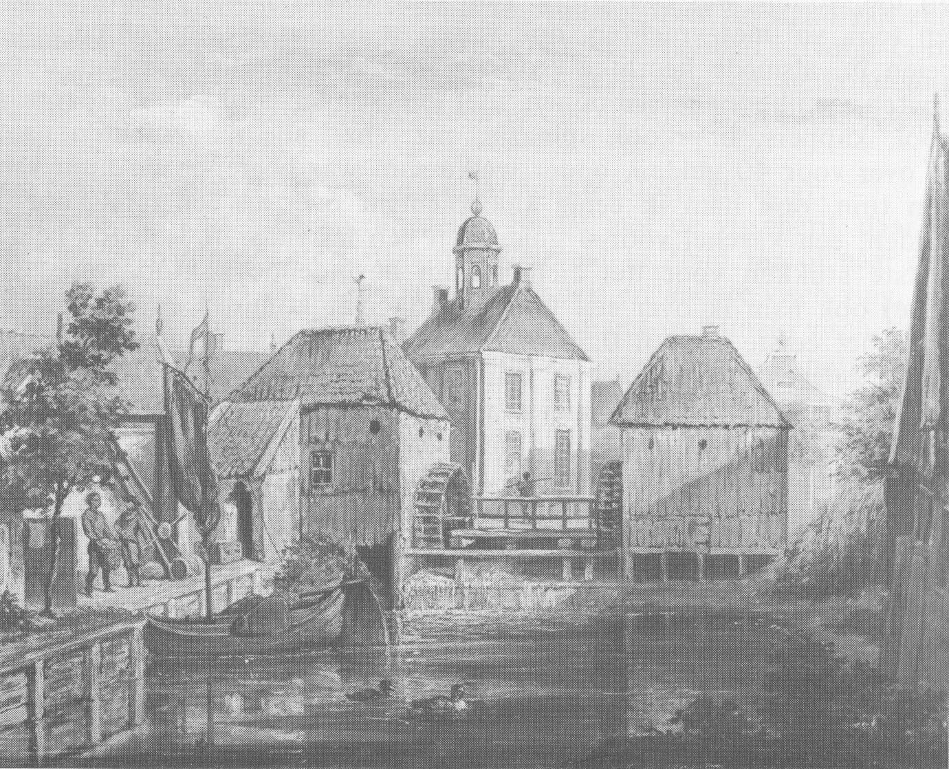 Haven Almelo 1860