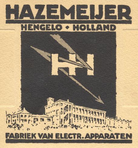 Hazemeyer logo