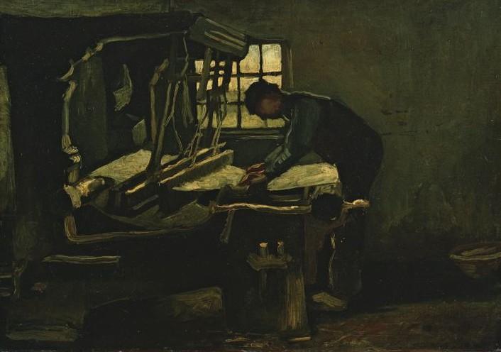 Van Gogh 1884 Museum Kröller-Müller