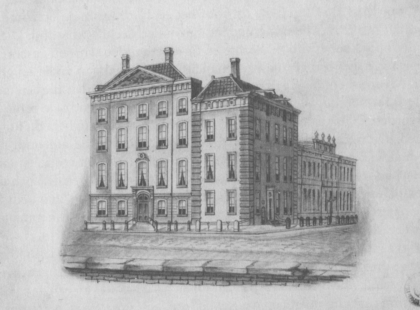 kantoor NHM Amsterdam 19e eeuw 001