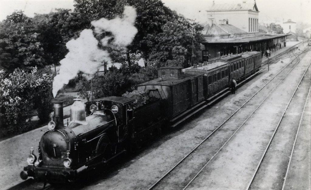 station Hengelo 1883