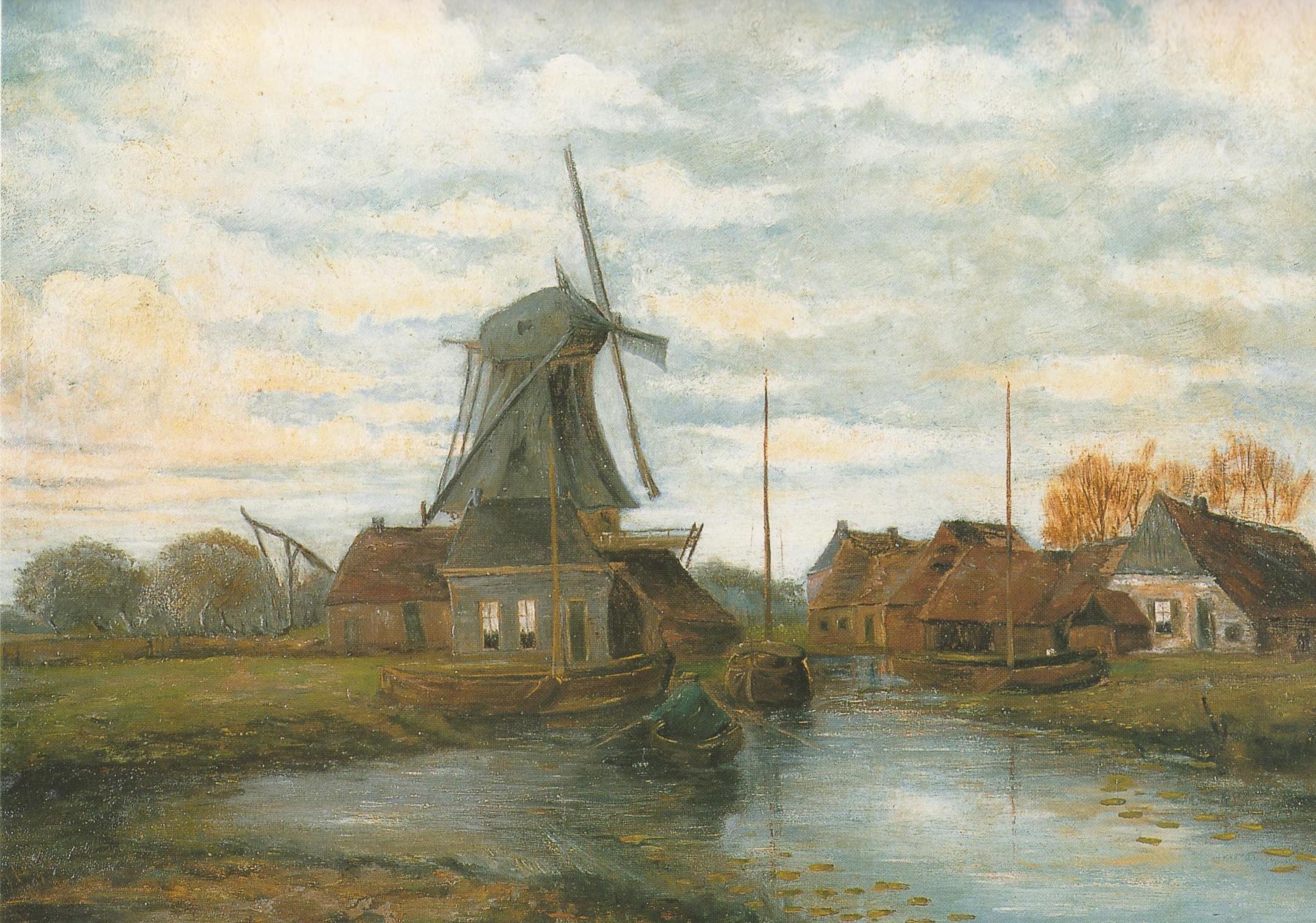 windmolen Rijssen