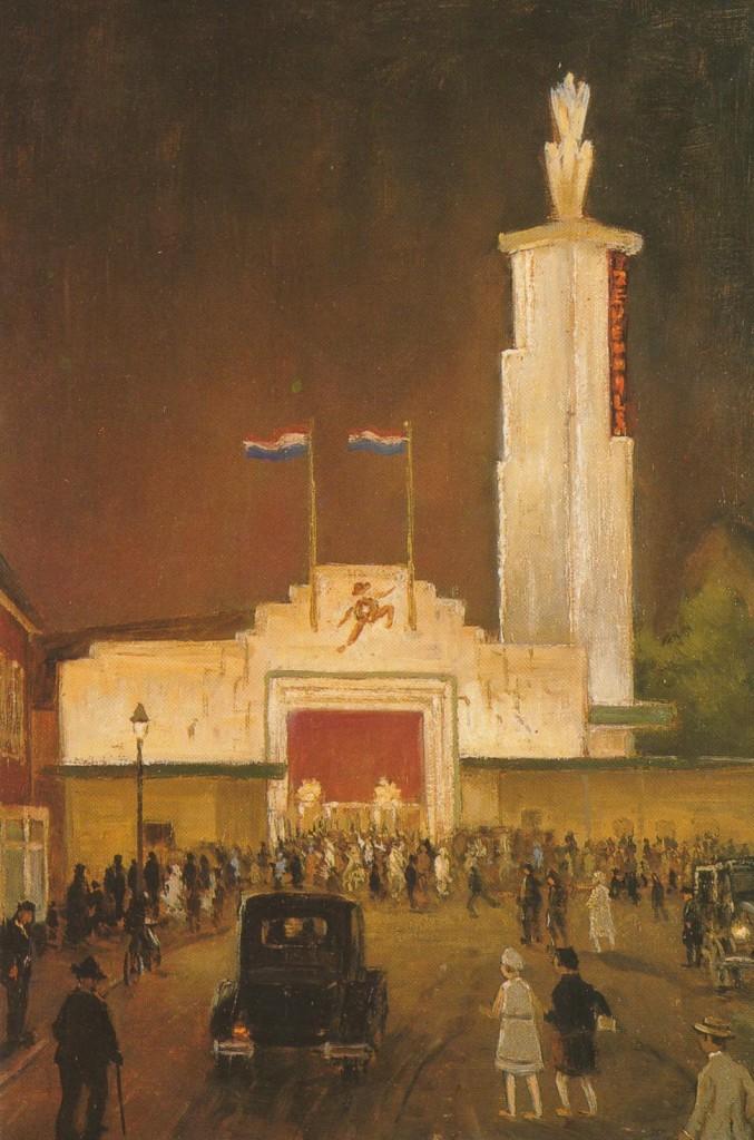 zevenmijls expositie Enschede 1930 001